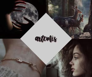 aesthetic, artemis, and edit image