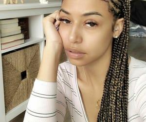 hair, look, and natural image