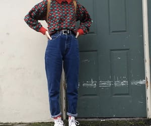 style, 80s, and 90s image