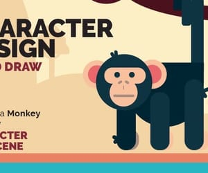 character, character design, and illustration image