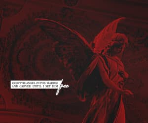 angels, demons, and quote image