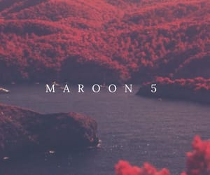 album, cover, and maroon 5 image