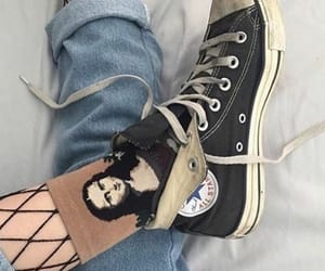 converse, aesthetic, and grunge image