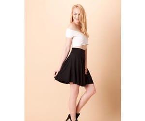 bottoms, fashion, and skirts image