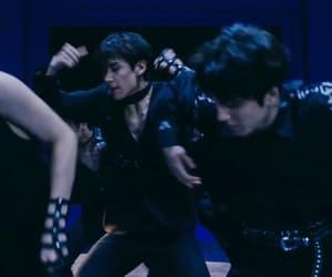 korean, gif, and chani image