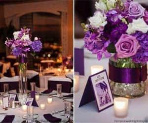 decoration, flowers, and wedding goals image