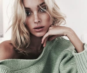 elsa hosk, fashion, and model image
