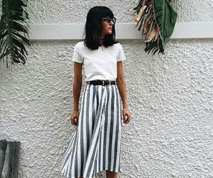 aesthetic, stripes, and trousers image