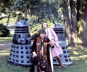 70s, british, and doctor who image