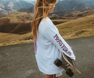 board, girl, and inspiration image