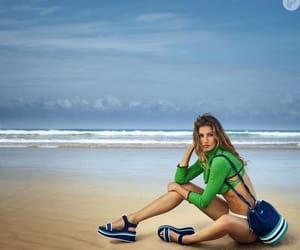 models, Gisele Bundchen, and arezzo image