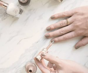aesthetic, rose gold, and beauty image