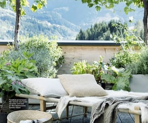 chilling, furniture, and outdoor furniture image