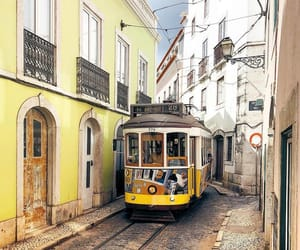 lisbon, photo, and portugal image
