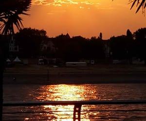 beautiful, evening, and romantic image