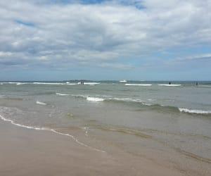 beach, Island, and landscape image
