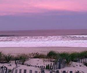 sunrise, beaches, and sun image