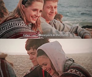 cohen, marissa cooper, and ryan atwood image