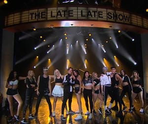 dance, world, and the late late show image