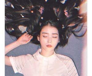 wallpaper, iu, and lee ji-eun wallpaper image