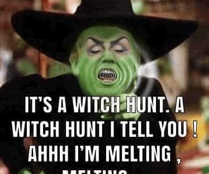 amusing, biting, and witch image