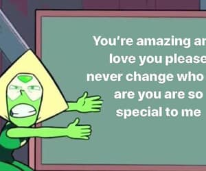 peridot, cute, and love image