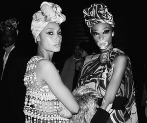 models, adwoa aboah, and winnie harlow image