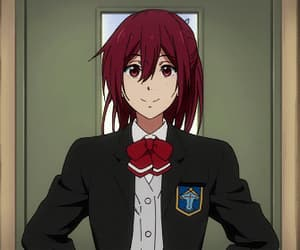 anime, free! dive to the future, and gif image