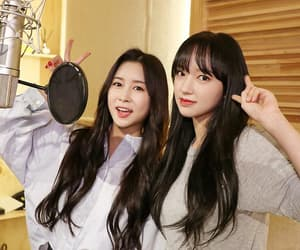 girl, dayoung, and chengxiao image