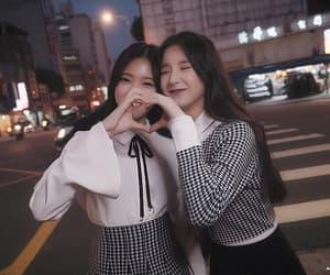 kpop, heejin, and hyunjin image