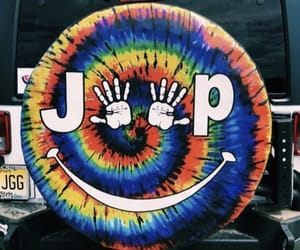 aesthetic, hippie, and jeep image