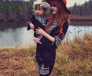 fashion, mommy and me outfits, and popreal image