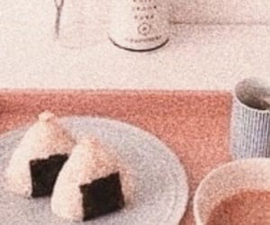 cute food, layout, and soft image