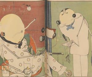 1910s, cartoon, and 1918 image
