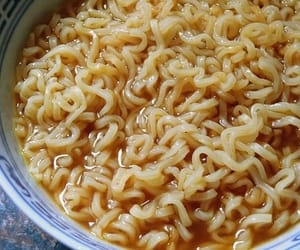 food, noodles, and ramen image