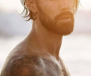 beard, bearded, and beards image