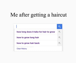 alternative, funny, and haircut image