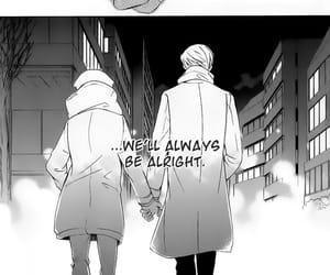 anime, usami akihiko, and junjou romántica image