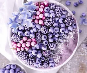 healthy, fruit, and purple image