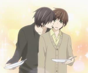 Boys Love, sekaiichi hatsukoi, and manga image