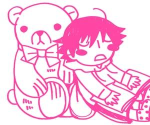 anime, misaki takahashi, and junjou romántica image