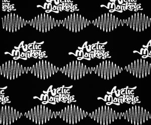 arctic monkeys, am, and bands image