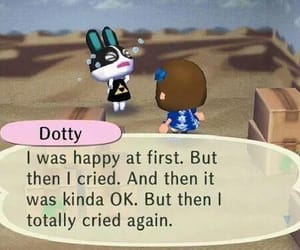 animal crossing, meme, and quotes image