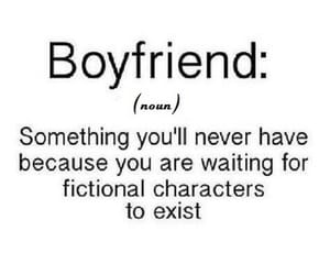 boyfriend, fictional characters, and funny image