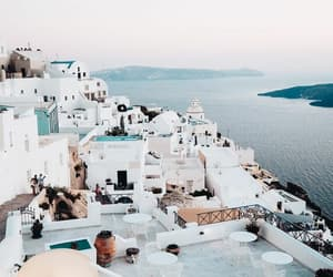 Greece, luxury, and photography image