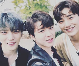 boys, smile, and woohyun image