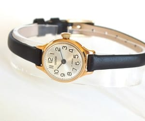 etsy, mechanical watch, and ladies watch image