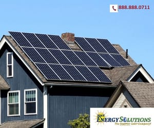 residential solar system and best solar panel kits image