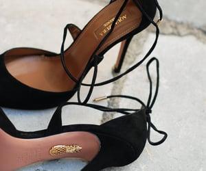 heels and aquazzura image