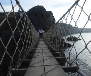 bridge, height, and runaway image